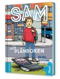 Sam och plånboken (Bok+CD)