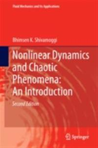 Nonlinear Dynamics and Chaotic Phenomena: An Introduction