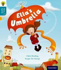 Oxford Reading Tree Story Sparks: Oxford Level  9: Ella's Umbrella