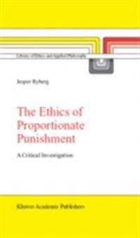 Ethics of Proportionate Punishment