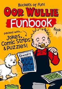 Oor Wullie's New Funbook