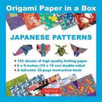 Origami Paper in a Box
