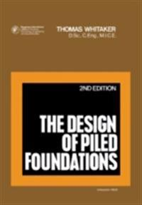 Design of Piled Foundations
