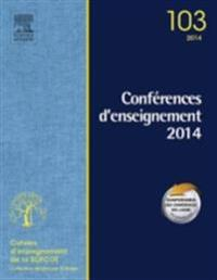 Conferences d'enseignement 2014