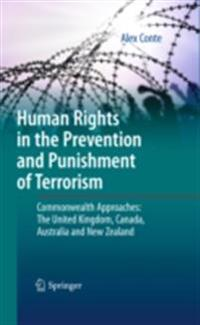 Human Rights in the Prevention and Punishment of Terrorism