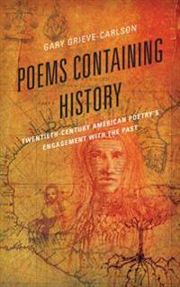 Poems Containing History