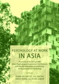 Psychology at Work in Asia