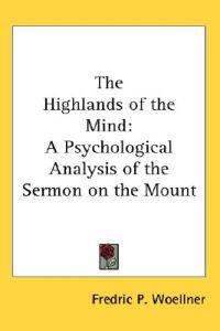 The Highlands of the Mind