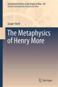 Metaphysics of Henry More