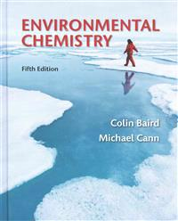 Environmental Chemistry & Solutions Manual