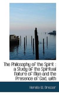 The Philosophy of the Spirit