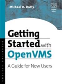 Getting Started with OpenVMS