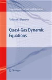Quasi-Gas Dynamic Equations