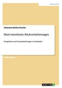 Shari'a-Konforme Ruckversicherungen