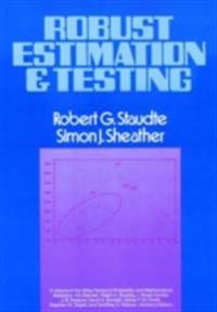 Robust Estimation and Testing