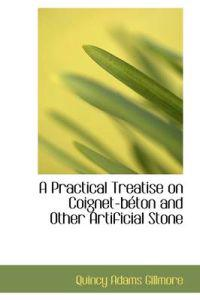 A Practical Treatise on Coignet-B Ton and Other Artificial Stone