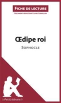 Oedipe roi de Sophocle (Fiche de lecture)