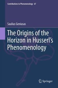 Origins of the Horizon in Husserl's Phenomenology