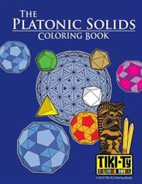 The Platonic Solids Coloring Book