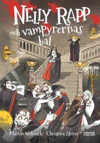 Nelly Rapp och vampyrernas bal