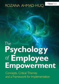 The Psychology of Employee Empowerment