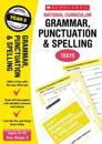 Grammar, punctuation and spelling test - year 5