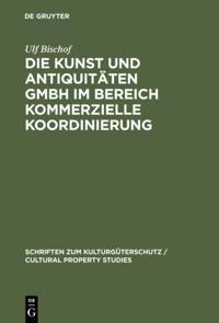 Die Kunst und Antiquitaten GmbH im Bereich Kommerzielle Koordinierung