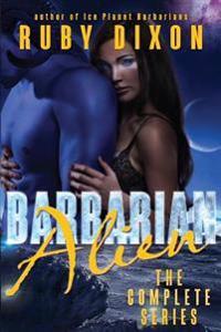 Barbarian Alien: A Scifi Alien Romance