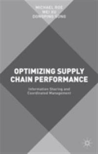 Optimizing Supply Chain Performance