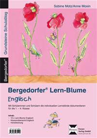 Bergedorfer Lern-Blume Englisch. 1. bis 4. Klasse