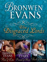 Disgraced Lords Series 3-Book Bundle