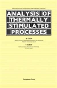 Analysis of Thermally Stimulated Processes