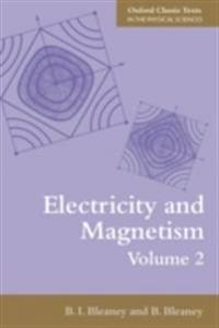 Electricity and Magnetism, Volume 2