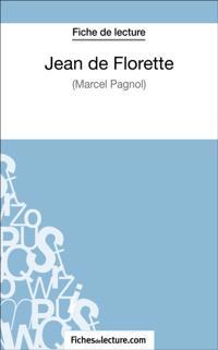 Jean de Florette de Marcel Pagnol (Fiche de lecture)