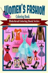 Women's Fashion Coloring Book