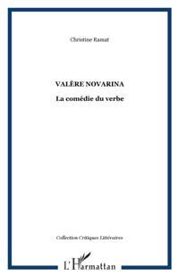 Valere novarina - la comedie du verbe