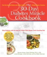 30-Day Diabetes Miracle Cookbook