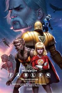 Fables: The Deluxe Edition Book Twelve