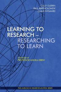 Learning to Research, Researching to Learn