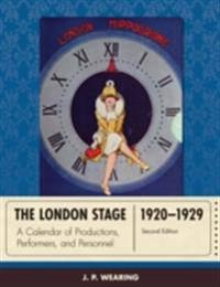 London Stage 1920-1929