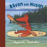 Räven och Musen åker till Balatonsjön