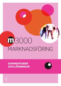 M3000 Marknadsföring Kommentarer och lösningar - Rolf Jansson, Jan-Olof Andersson, Anders Pihlsgård, Nils Nilsson   Laserbodysculptingpittsburgh.com