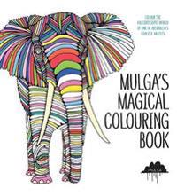 Mulga's Magical Colouring Book