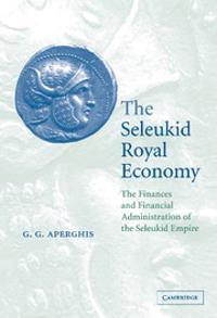 Seleukid Royal Economy