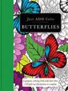 Butterflies: Gorgeous Coloring Books with More Than 120 Pull-Out Illustrations to Complete