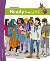 Ready Steady Go! 1 Elevpaket - Digitalt + Tryckt