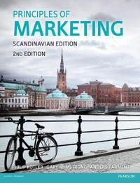 Principles of marketing scandinavian edition - scandinavian edition
