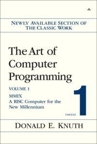 Art of Computer Programming, Volume 1, Fascicle 1