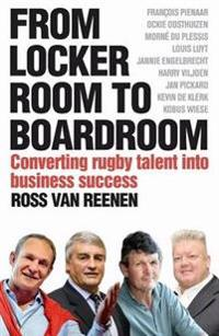 From Locker Room to Boardroom