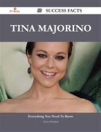 Tina Majorino 59 Success Facts - Everything you need to know about Tina Majorino